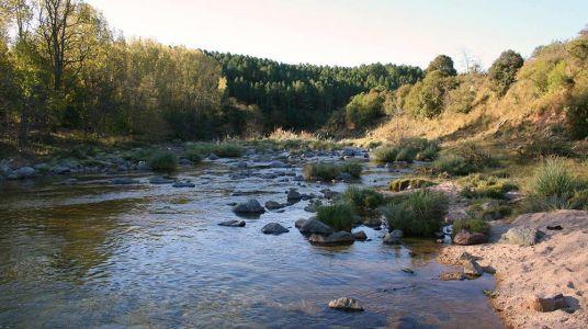 Río de Alpa Corral