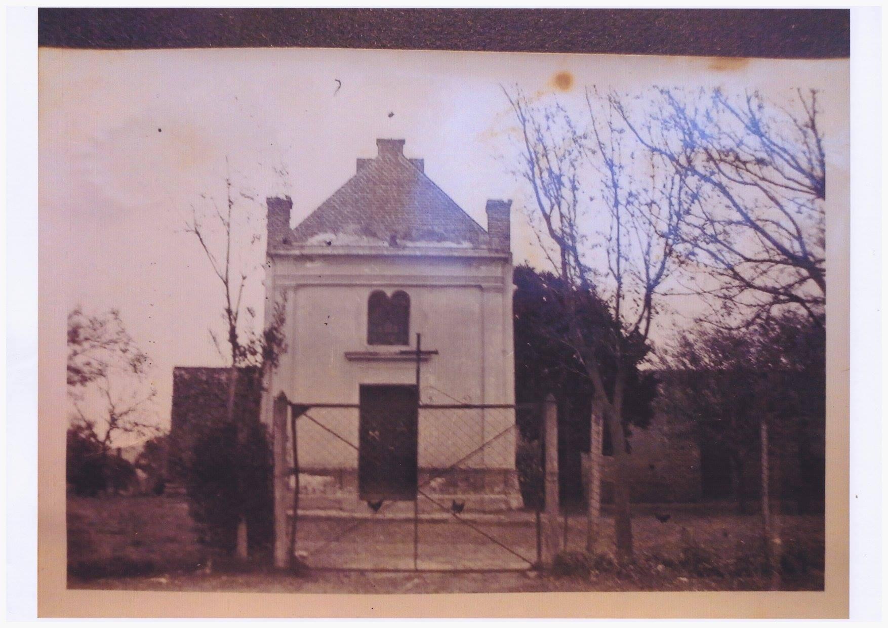Iglesia Nuestra Señora del Tránsito. Año 1940