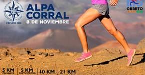 8 de Noviembre - Caminata y Carrera Participativa en Alpa Corral