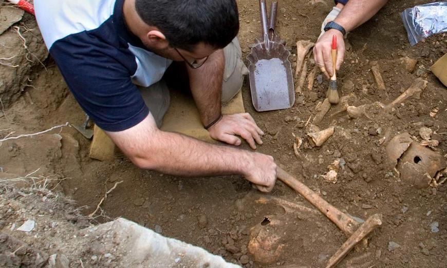 restos aborigenes