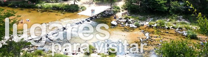 lugares para visitar en Alpa Corral