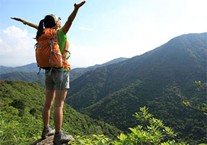 trekking en Alpa Corral
