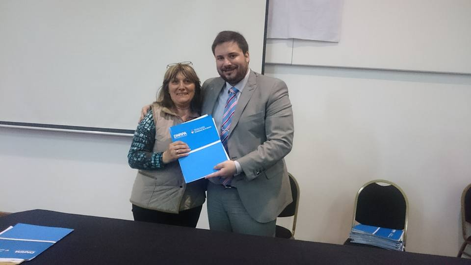 ALPA CORRAL INGRESÓ AL SISTEMA NACIONAL DE PATENTES Y MULTAS