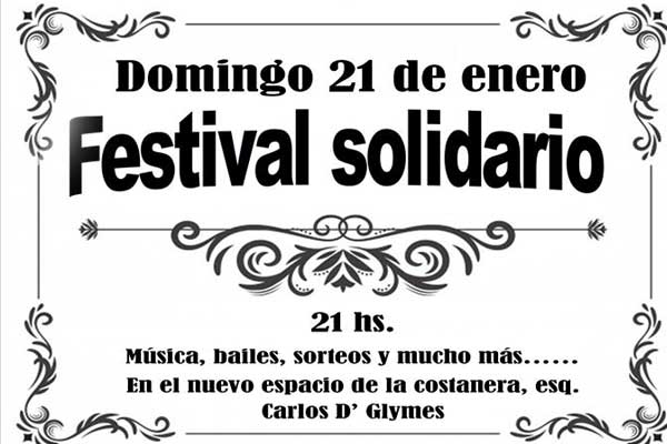 Festival Solidario de Alpa Corral
