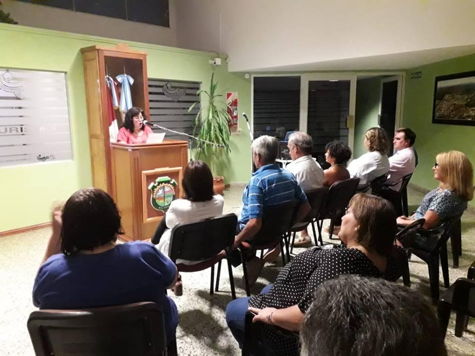"""MARÍA NÉLIDA ORTIZ: """"ME IMPORTA LA CALIDAD DE VIDA DE LOS VECINOS"""""""