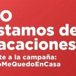 MEJOR NO VENGAS A ALPA CORRAL: QUEDATE EN TU CASA